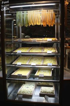 Food, booze and shoes: Fresh pasta and antipasti heaven at Ragu Pasta and Wine Bar Catering Food Displays, Fruit Displays, Pasta Shop, Pasta Restaurants, Healthy Toddler Meals, Toddler Food, Pasta Types, Marinated Vegetables, Noodle Bar