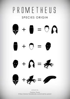 Prometheus Species Origin Chart - Terminator Funny - Terminator Funny Meme - - In case you need help figuring out exactly how to make a proto-xenomorph. The post Prometheus Species Origin Chart appeared first on Gag Dad. Alien Vs Predator, Xenomorph, Giger Alien, Hr Giger, Geeks, Arte Alien, Origin Of Species, Movies And Series, Movies
