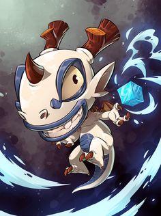 Adamai dragon