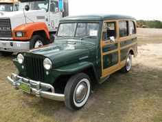 1949 Willys Overland Station Wagon