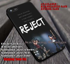 music summer, reject, 5sos, 5 second of Summer, case/cover for iPhone 4/4s/5/5c/6/6 /6s/6s  Samsung Galaxy S4/S5/S6/Edge/Edge  NOTE 3/4/5 #music #5sos ii