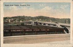 Hopple Street Viaduct Cincinnati Ohio