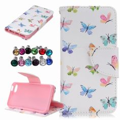 For Apple iphoneSE / iphone SE Wallet Case, LEMORRY Butterfly Pattern Soft TPU Rubber Cover + Premium PU Leather Flip Pouch Card Stand Bumper Rear Protection. An Apple iphoneSE wallet case just for you. (Sent with an anti dust plug). Included card slots and money pocket, carry around your ID, credit and debit cards, and cash without having to take your wallet with you. Stand mode designed for easy enjoying videos while the fashion and popular painted design make your device different…