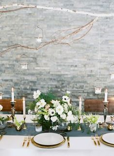 Winter wedding DIY d