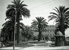 Jardim de Santos, 1930