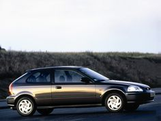 Honda Civic Hatchback 1995. I like it.