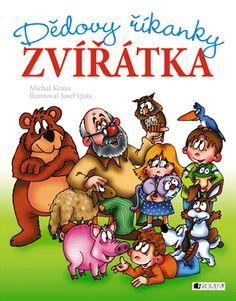 Dědovy říkanky – Zvířátka   www.fragment.cz Bowser, Peanuts Comics, Fictional Characters, Fantasy Characters