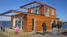 Aquavilla houseboat vastervik