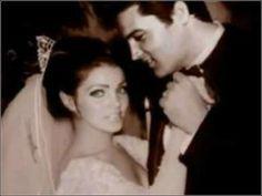 Rare: Elvis and Prisilla by kelley