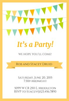 15 invites house party ideas party