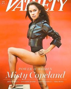 Misty Copeland works to encourage diversity in the classical ballet world. Misty Copeland, Black Dancers, Ballet Dancers, Black Ballerina, Ballerina Body, Ballet Images, American Ballet Theatre, Dior, My Black Is Beautiful