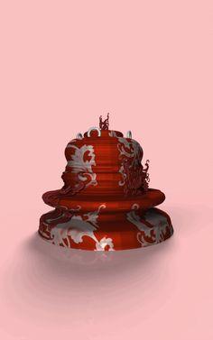 祝大家生日快樂-動畫秀 雕塑:村田(TSUEN_TIEN) 羅芙設計公司(ROIFDESIGN CO., LTD.)