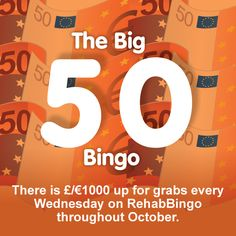 Join us tonight in VIP room for the BIG Simply deposit anytime today up to for entry. up for grabs. With pots and an exclusive game ! Bingo Sites, Casino Games, Free Games, Vip, Pots, Pottery, Cookware, Jars