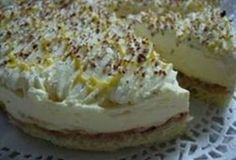 Boerenjongens-advocaat taart hup zó uit de recept | Solo Open Kitchen Baking Recipes, Cake Recipes, No Bake Cheesecake, Cookie Pie, Sweet Pie, Food Decoration, Pie Dessert, Piece Of Cakes, Cakes And More
