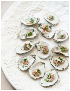 Roasted Oysters with Bacon, Spinach, and Gruyere   My Eastern Shore Wedding
