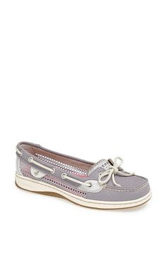 Sperry Top-Sider® 'Angelfish' Boat Shoe available at Shoe Boots, Shoes Sandals, Shoe Bag, Flats, Sperry Top Sider Angelfish, Casual Boots, Sperrys, Boat Shoes, Me Too Shoes