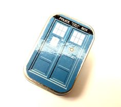 Tiny Tin - Made to Order - Tardis