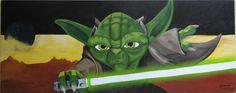 Yoda voor Mik...