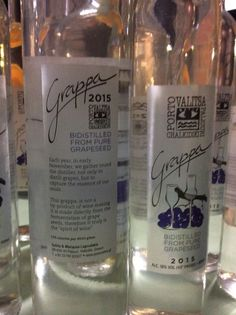 Our home made Grappa here at Porto Valitsa ! Wine Making, Greece, Homemade, Pure Products, Traditional, Drinks, Bottle, How To Make, Porto