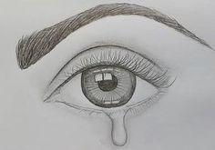 Easy Pencil Drawings, Eye Drawing Simple, Beautiful Pencil Drawings, Pencil Drawings For Beginners, Eye Drawing Tutorials, Girl Drawing Sketches, Art Drawings Sketches Simple, Realistic Drawings, Realistic Eye