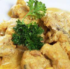 Deep fried soka crabs with salted egg sauce  www.warungapung.com