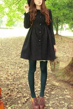 #fashion #woman #style #fall #winter #look