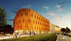 Galeria Amber, Shopping Mall, Kalisz-Poland, Bose International Planning and Architecture