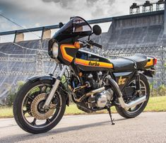 Before the 1980s turbo wars came the 1978 Kawasaki Z1R-TC, the first production turbocharged motorcycle of them all.