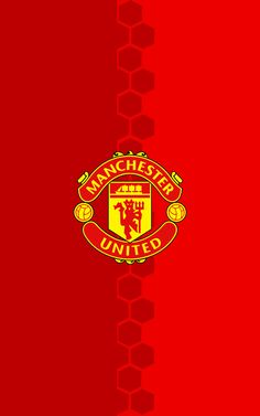 Manchester United 2016/2017 Home Red Android Wallpaper