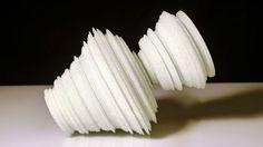 Luke Jerram -- Crash! - Glass Stock Exchange Sculptures