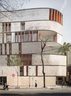 Josep Llinás . biblioteca Vila de Gràcia . Barcelona (3)