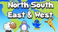 north east east or west - YouTube