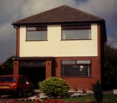 Family home, Garstang Road, Southport