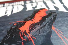 RED FANG + Lord Dying + The Shrine on Behance