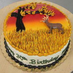 Camo Girl Hunter Birthday Cake My creations Pinterest Girl