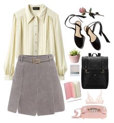 """Untitled #45"" by lisajeff ❤ liked on Polyvore featuring Sonia Rykiel, Ted Baker and Calvin Klein Underwear"