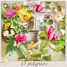 """""""O Pâques"""" by Tifscrap 25% Off"""