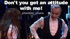 Ramin Karimloo and Sierra Boggess in Phantom of the Opera 25th anniversary. Found on Instagram (phantom_phans page)