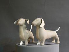 Dachshund Dog Mannequin