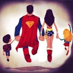 Quotes about strength family stay strong dr. who 39 best Ideas Marvel Comics Superheroes, Dc Comics, Batman, Wonder Woman Pictures, Superhero Family, Superman Wonder Woman, Family Illustration, Women Life, Supergirl