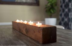 18 Beautiful DIY Candle Holder Ideas To Do In Your Free Time ~ DIY WITH LOVE