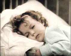 lovely Shirley Temple