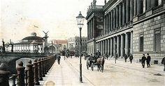 Berlin Mitte : die Boerse in der Burgstrasse 1905