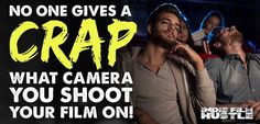 No one gives a crap what you shoot your film on, Stop Obsessing Over Film Gear & Start Making Movies! Too many filmmakers obsess over film gear & never shoot their film. Take a listen.