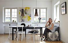 Bolig: Et hjem med historiske rammer - Alt for damerne  Forskellige stole