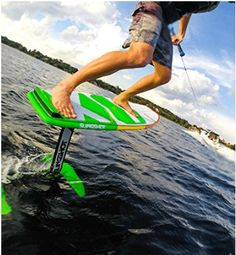 With the SLINGSHOT Wakefoiler, you will learn the necessary skills to fly smoothly over the water like an eagle soaring through the sky. Choppy Water, Yacht Builders, Sup Surf, Boat Accessories, One With Nature, Water Toys, Water Photography, Slingshot, Wakeboarding