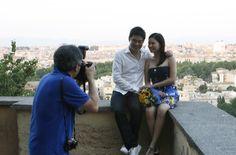 SIMEONE RICCI FOTOGRAFO DI MATRIMONIO A ROMA