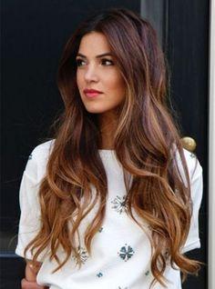15 Fashionable Balayage Hair Looks for Women