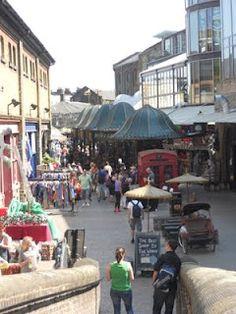 Camden markets - London