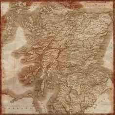 free Scotland digi scrapbook paper